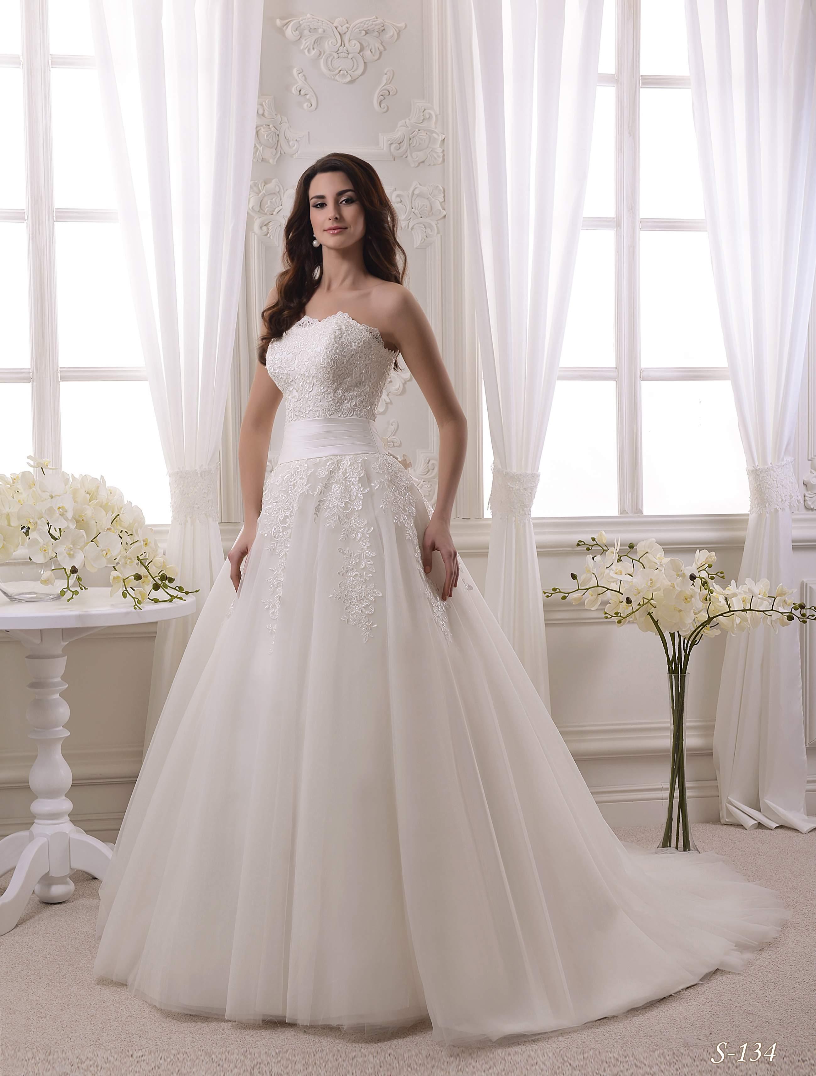 newest 5d240 0092a Danielle abiti da sposa prezzi bassi online