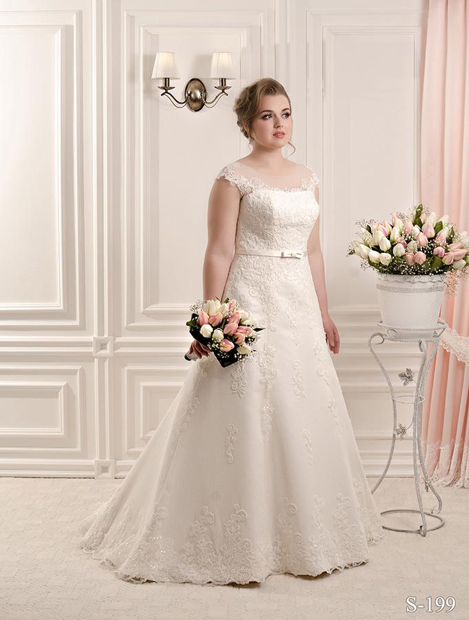 Amelia abiti da sposa per donne formoseSposatelier 1788dc99bd9