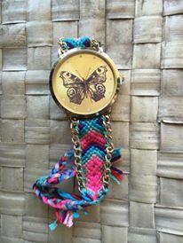 Farfalla-orologi donna online economici colorati offerte sconti in promozione lowcost estivi