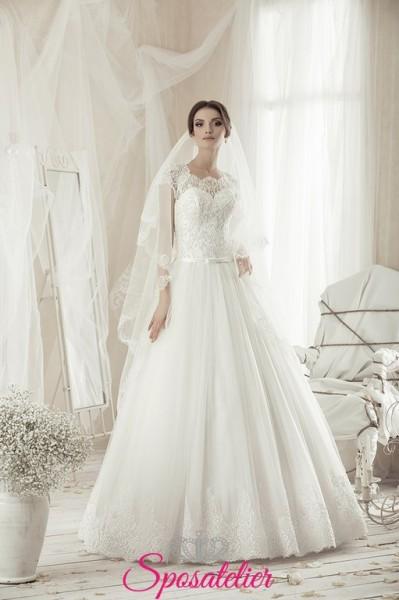 bernadette-vendita online all'ingrosso di abiti da sposa italia realizzati su misura