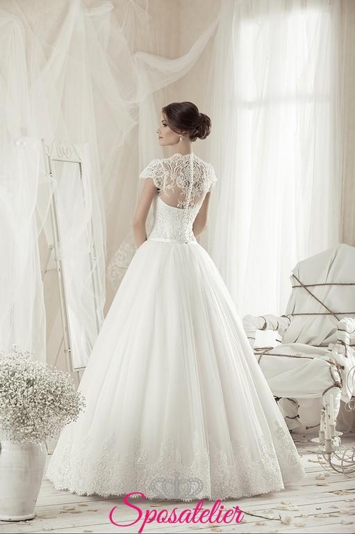 Vendita all ingrosso di abiti da sposa