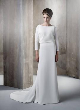 Vestito sposa mod impero