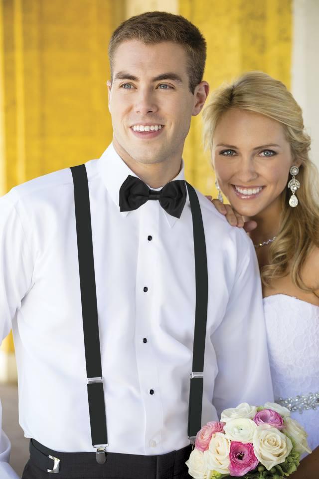 le più votate più recenti fama mondiale orologio bretelle uomo matrimonio elegante nero