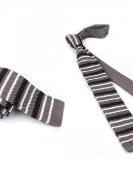 Cravatta a maglia uomo mod. R2
