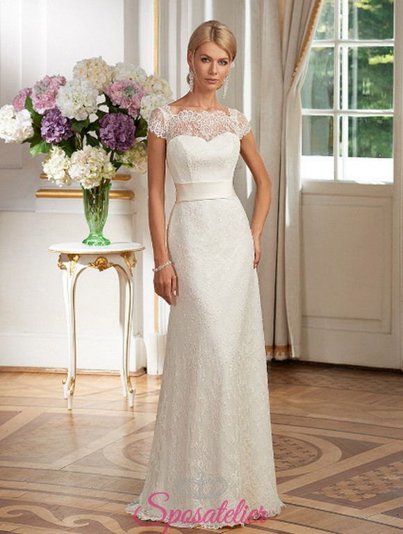 Matrimonio Country Chic Abito : Abito da sposa online matrimonio country chicsposatelier