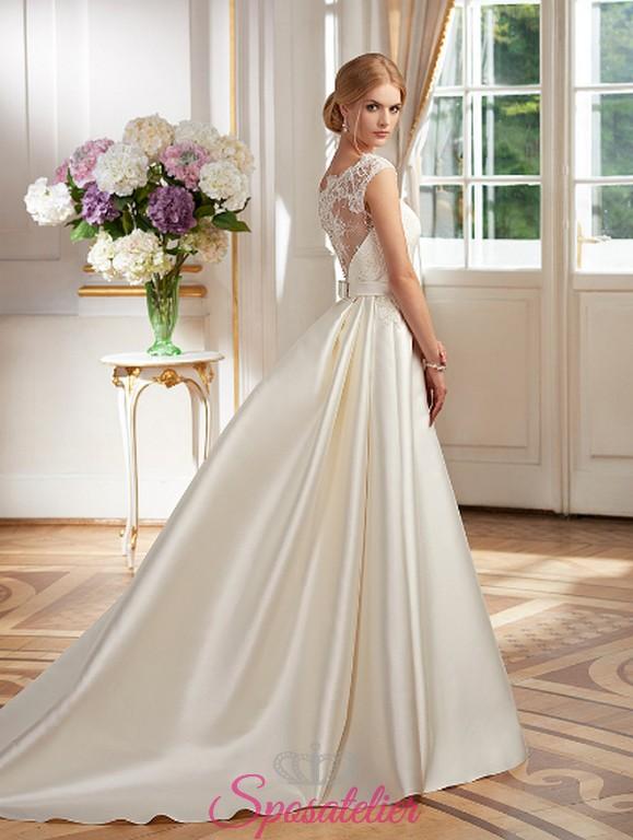 94c8fec3f5608 abito da sposa realizzati su misura sito italiano di lussoSposatelier