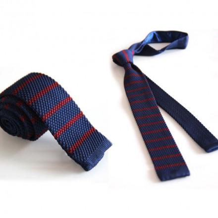 Cravatta a maglia online modello R7