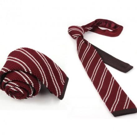 Cravatta a maglia online modello R8