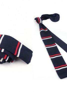 Cravatta a maglia uomo mod. R1