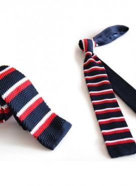 Cravatta a maglia uomo modello R3