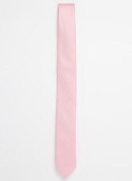Cravattino uomo colore rosa