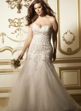magdia-abiti da sposa 2017 taglie comode su misura xxl