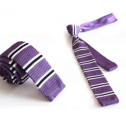 Cravatta a maglia online modello R9