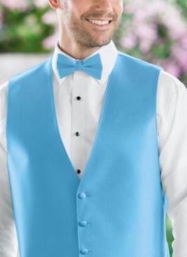 Papillon accessori uomo sposo colore azzurro