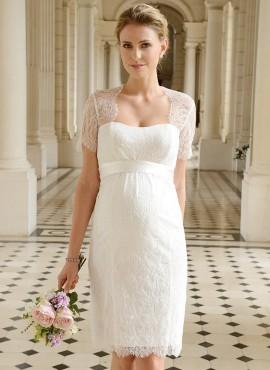 Abiti sposa premaman online – Vestiti da cerimonia 7bb50a469db