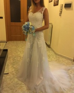 Foto reali abiti da sposa online opinioni recensioni sposatelier