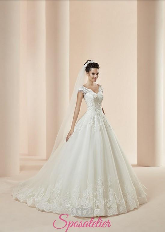 4a879b64750d brendina-sito italiano abiti da sposa economici online ampio e principesco