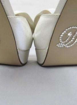 Stickers Adesivi per scarpe da matrimonio