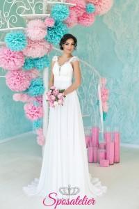 abiti da sposa stile impero 2017