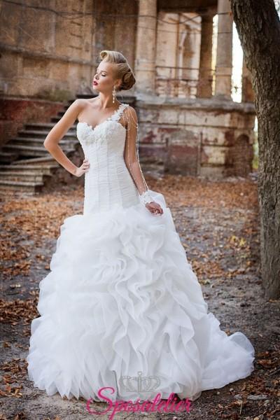 02-Vendita on line di abiti da sposa su misura economici