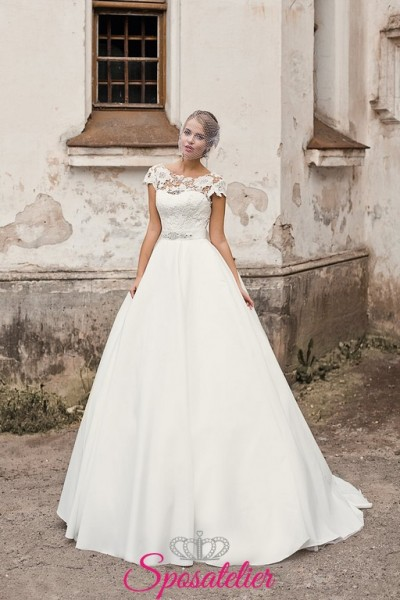 17-Abiti da Sposa economici Online Outlet NEW Collection