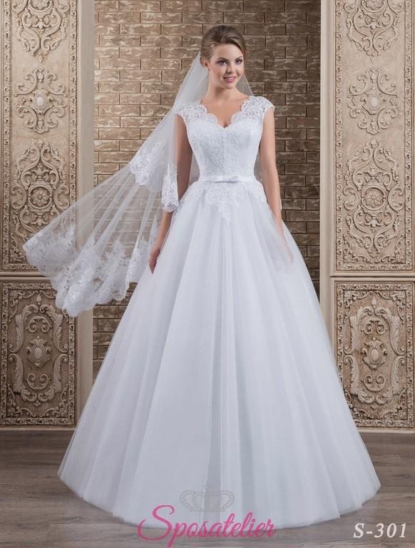 90c38633c4a7 29-abiti da sposa online Italia autunno inverno 2017Sposatelier