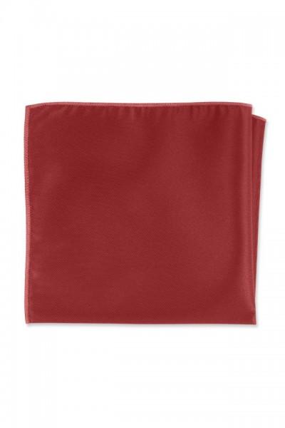 Fazzoletto da taschino giacca bordeaux