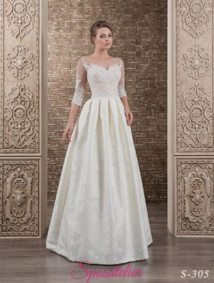 51-vestiti da sposa online 2017