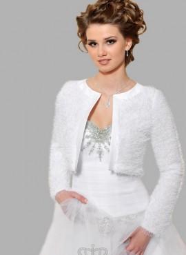 bolero sposa di lana online economico