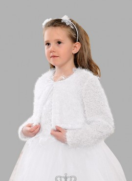 Giacchino per bambina in lana vendita online economico