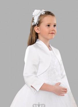 bolero per bambina per comunione o damigella vendita online economico