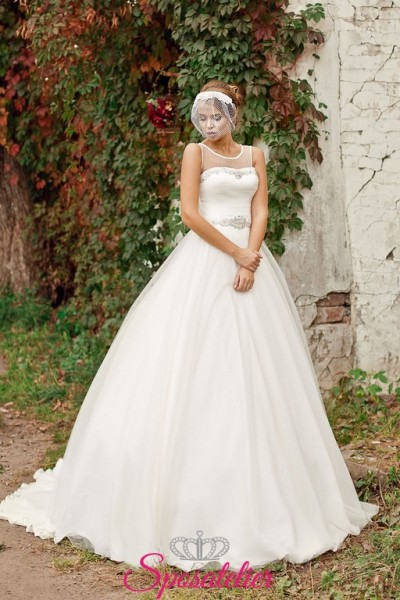 60-abiti da sposa 2017 retrò vintage anni 20