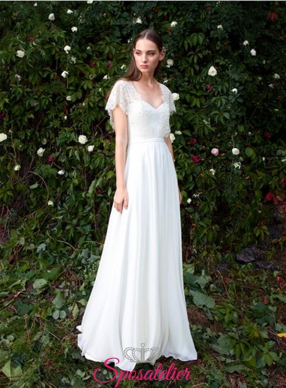 Preferenza Treviso - abiti da sposa semplici e raffinati acquisto  VH45