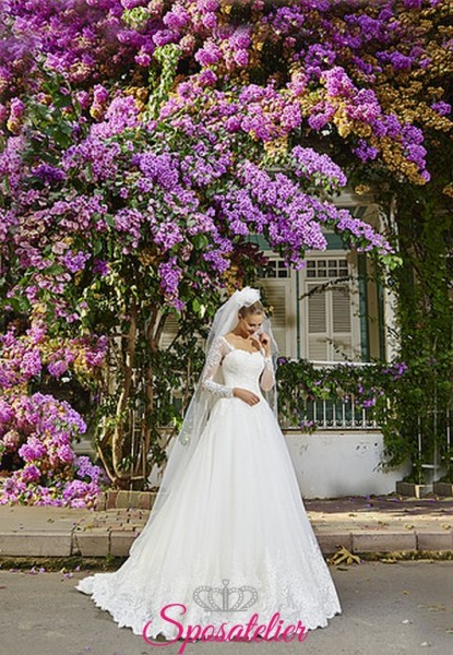 105-abito da sposa perfetto per il tuo matrimonio economico online 2017