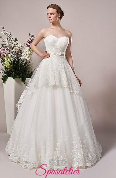 Enna-vestito da sposa vendita online italia economico
