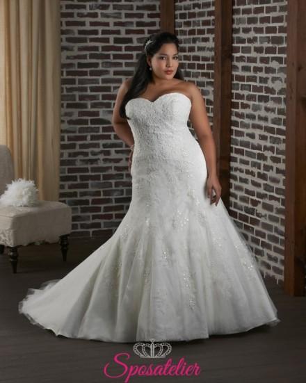 Taranto- abiti da sposa 2017  modellanti e contenitivi