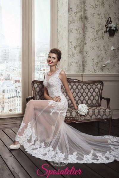 69-abiti da sposa 2017 sensuali con trasparenze economici