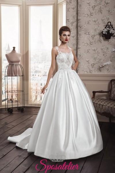 67-abiti da sposa 2017 economici su misura