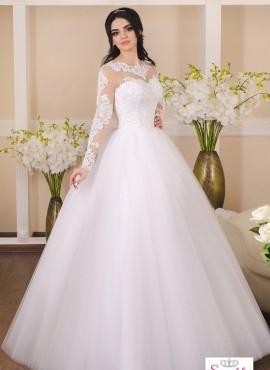 b49cfa4664c0 abiti da sposa matrimonio invernale collezione 2017