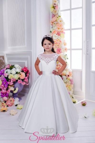 abito cerimonia bimba economico online 2017