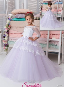 VIOLA – abiti damigella bambina new collection