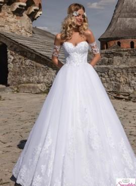 7c16e9890c98 Prato-abiti da sposa economici in offerta on line collezione 2017
