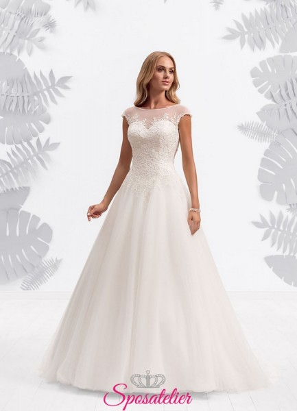 abito da sposa sartoria italiana online economici 2017