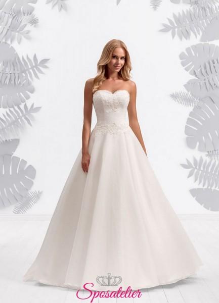 abito da sposa economici sito italiano vendita online collezione 2017