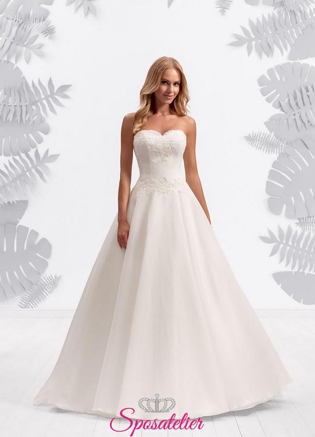 e5b3982aa860 abito da sposa economici sito italiano vendita online collezione 2017
