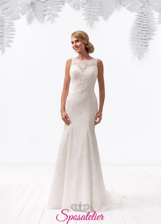 2d1a26239114 abito da sposa sartoriale Roma stile sirena collezioneSposatelier