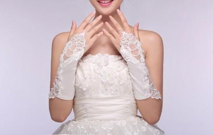 guanti sposa senza dita online economici sito  accessori nuziali