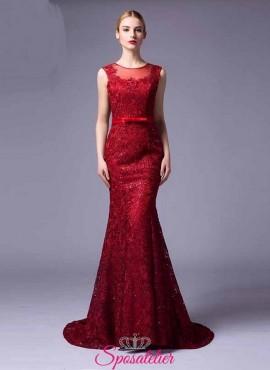 vestiti da cerimonia eleganti online economici Italia  2017