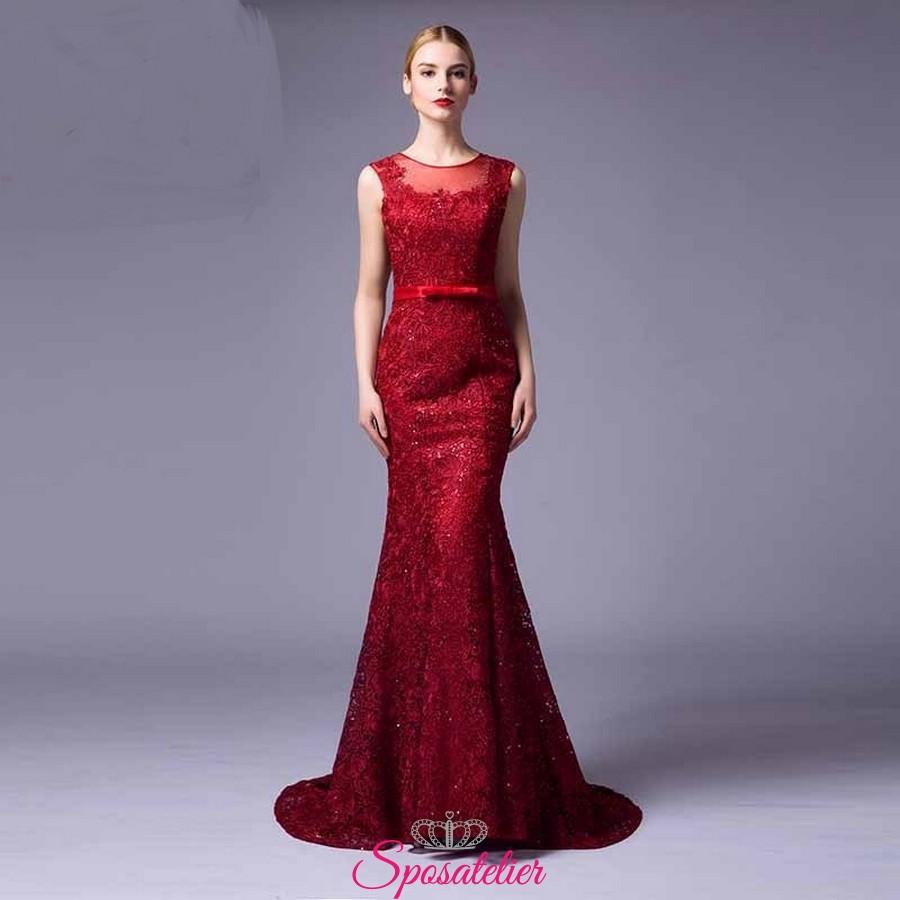 Vestiti Eleganti Cerimonia.Vestiti Da Cerimonia Eleganti Online Economici Italia 2017sposatelier