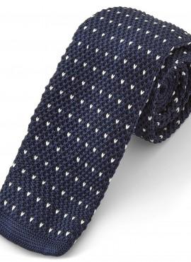 cravatta fantasia invernale